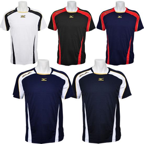 受注会限定モデル ミズノ ミズノプロ 野球用 ベースボールTシャツ 12JA4T80