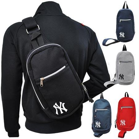 イーカム MLB ボディバッグ ニューヨークヤンキース YK-BY01