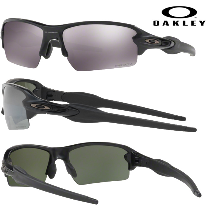 即日出荷 OAKLEY オークリー サングラス FLAK 2.0 (ASIA FIT) PRIZM BLACK POLISHED BLACK OO9271-22 oak17fw