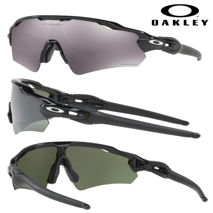 即日出荷 OAKLEY オークリー サングラス RADAR EV PATH PRIZM BLACK POLISHED BLACK OO9275-18 oak17fw
