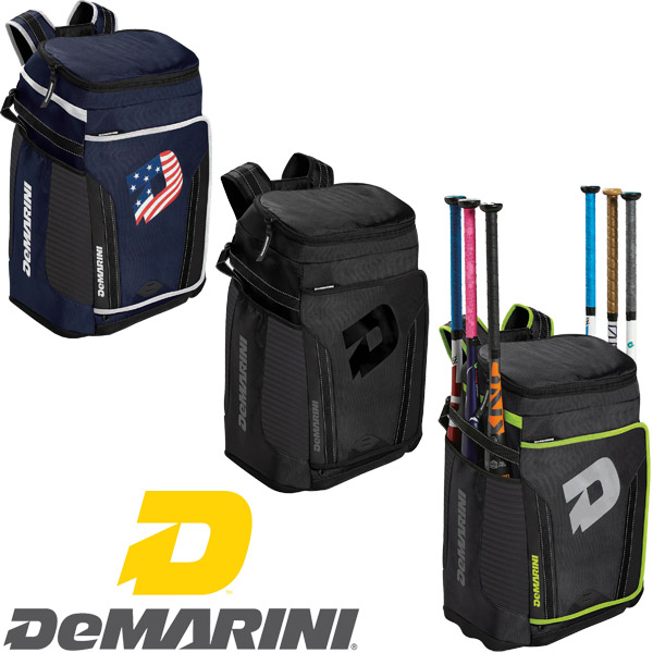 即日出荷 数量限定 ディマリニ バックパック DEMARINI SPECIAL OPS バット6本収納可 WTD9408 dem17ss